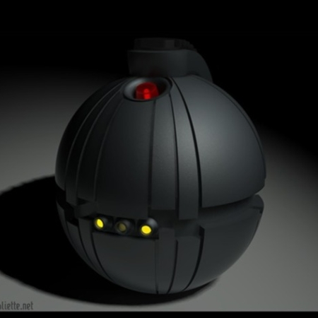 3D Printed Thermal Detonator