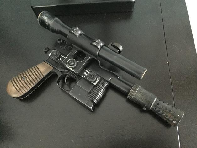 3D Printed DL-44